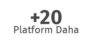 +20 Platform Daha