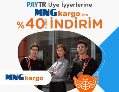 PayTR MNG Kargo Kampanyası
