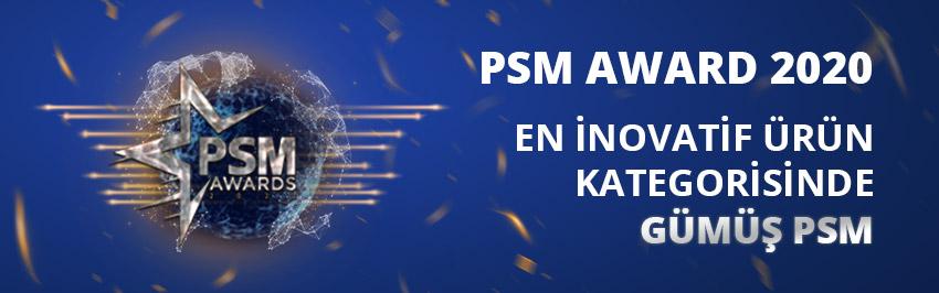 PSM Awards 2020 - Gümüş PSM